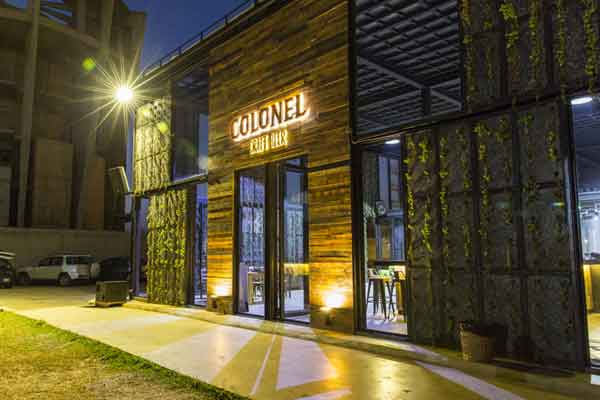 Colonel Beer Brewery, Lebanon